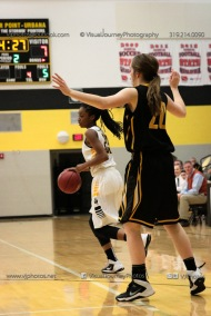 Varsity Girls Basketball Center Point-Urbana vs Vinton-Shellsburg-2176