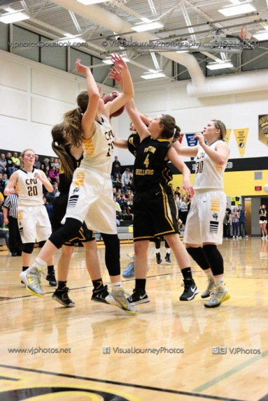 Varsity Girls Basketball Center Point-Urbana vs Vinton-Shellsburg-2181