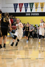Varsity Girls Basketball Center Point-Urbana vs Vinton-Shellsburg-2184