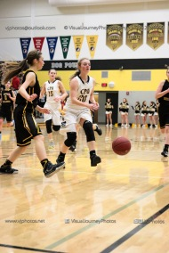 Varsity Girls Basketball Center Point-Urbana vs Vinton-Shellsburg-2190
