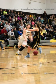 Varsity Girls Basketball Center Point-Urbana vs Vinton-Shellsburg-2192