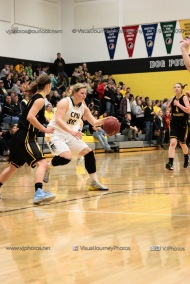 Varsity Girls Basketball Center Point-Urbana vs Vinton-Shellsburg-2196