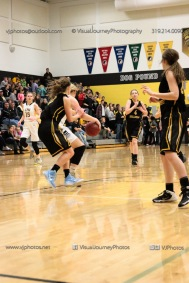 Varsity Girls Basketball Center Point-Urbana vs Vinton-Shellsburg-2198