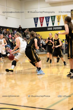 Varsity Girls Basketball Center Point-Urbana vs Vinton-Shellsburg-2200