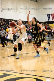 Varsity Girls Basketball Center Point-Urbana vs Vinton-Shellsburg-2203