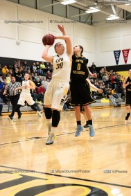 Varsity Girls Basketball Center Point-Urbana vs Vinton-Shellsburg-2204
