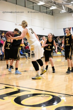 Varsity Girls Basketball Center Point-Urbana vs Vinton-Shellsburg-2213