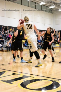 Varsity Girls Basketball Center Point-Urbana vs Vinton-Shellsburg-2214