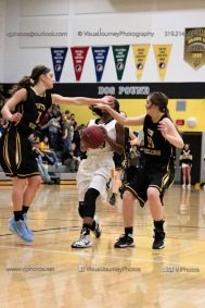 Varsity Girls Basketball Center Point-Urbana vs Vinton-Shellsburg-2224
