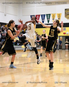 Varsity Girls Basketball Center Point-Urbana vs Vinton-Shellsburg-2226