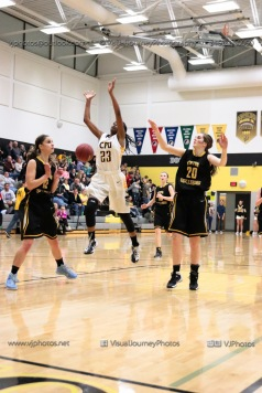 Varsity Girls Basketball Center Point-Urbana vs Vinton-Shellsburg-2227