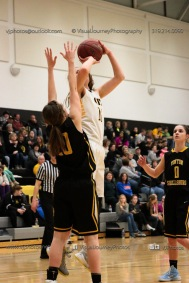 Varsity Girls Basketball Center Point-Urbana vs Vinton-Shellsburg-2236