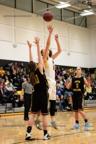 Varsity Girls Basketball Center Point-Urbana vs Vinton-Shellsburg-2237