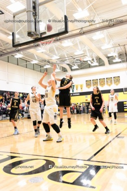 Varsity Girls Basketball Center Point-Urbana vs Vinton-Shellsburg-2240