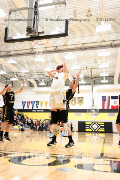 Varsity Girls Basketball Center Point-Urbana vs Vinton-Shellsburg-2245