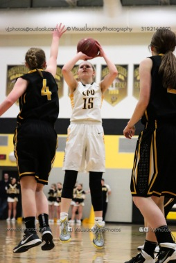 Varsity Girls Basketball Center Point-Urbana vs Vinton-Shellsburg-2252