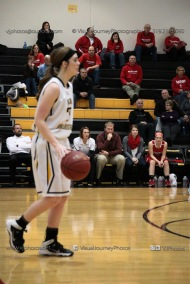 Varsity Girls Basketball Vinton-Shellsburg vs Williamsburg-0316