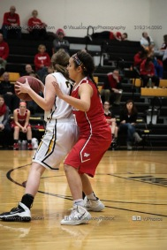 Varsity Girls Basketball Vinton-Shellsburg vs Williamsburg-0319
