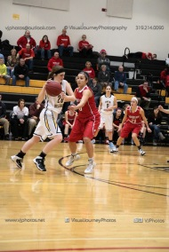 Varsity Girls Basketball Vinton-Shellsburg vs Williamsburg-0323