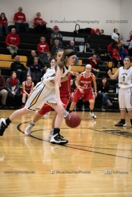 Varsity Girls Basketball Vinton-Shellsburg vs Williamsburg-0325