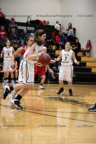 Varsity Girls Basketball Vinton-Shellsburg vs Williamsburg-0326