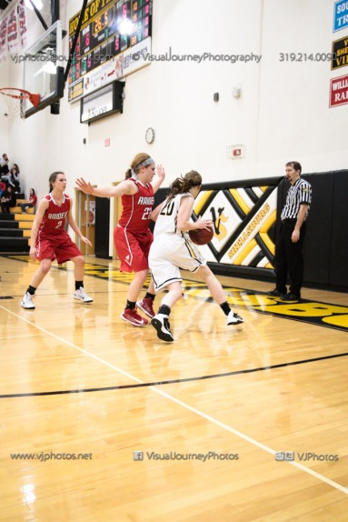 Varsity Girls Basketball Vinton-Shellsburg vs Williamsburg-0360