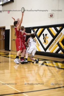 Varsity Girls Basketball Vinton-Shellsburg vs Williamsburg-0367