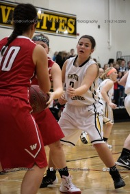 Varsity Girls Basketball Vinton-Shellsburg vs Williamsburg-0401