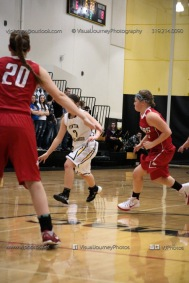 Varsity Girls Basketball Vinton-Shellsburg vs Williamsburg-0404