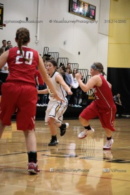 Varsity Girls Basketball Vinton-Shellsburg vs Williamsburg-0405
