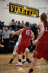 Varsity Girls Basketball Vinton-Shellsburg vs Williamsburg-0408