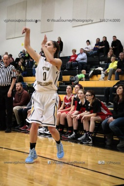 Varsity Girls Basketball Vinton-Shellsburg vs Williamsburg-0416