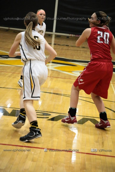 Varsity Girls Basketball Vinton-Shellsburg vs Williamsburg-0421