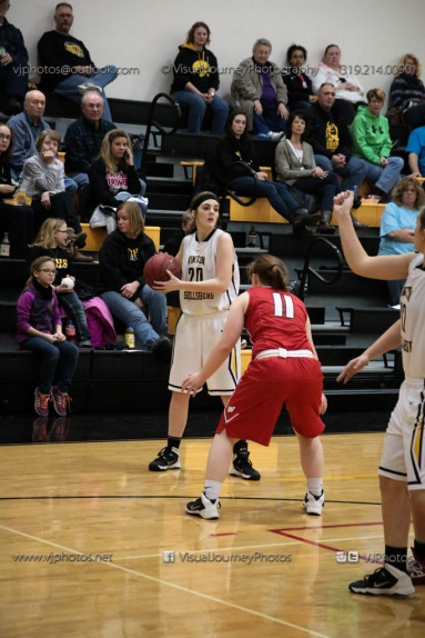 Varsity Girls Basketball Vinton-Shellsburg vs Williamsburg-0422