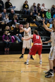 Varsity Girls Basketball Vinton-Shellsburg vs Williamsburg-0423