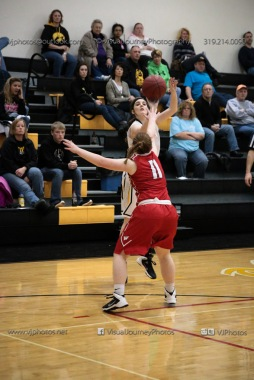 Varsity Girls Basketball Vinton-Shellsburg vs Williamsburg-0427