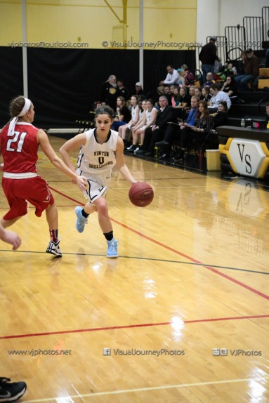 Varsity Girls Basketball Vinton-Shellsburg vs Williamsburg-0434