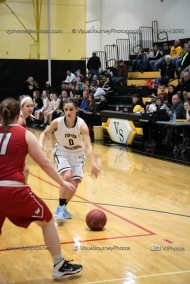 Varsity Girls Basketball Vinton-Shellsburg vs Williamsburg-0437