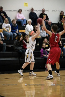 Varsity Girls Basketball Vinton-Shellsburg vs Williamsburg-0445