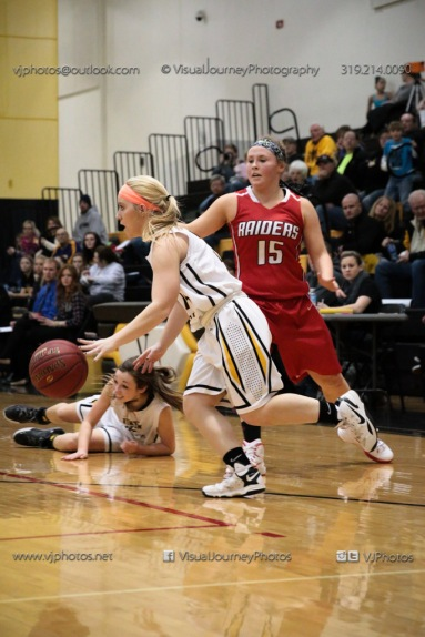 Varsity Girls Basketball Vinton-Shellsburg vs Williamsburg-0477