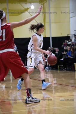 Varsity Girls Basketball Vinton-Shellsburg vs Williamsburg-0485