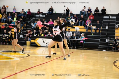 Varsity Girls Basketball Vinton-Shellsburg vs Williamsburg-0527