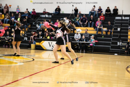 Varsity Girls Basketball Vinton-Shellsburg vs Williamsburg-0528