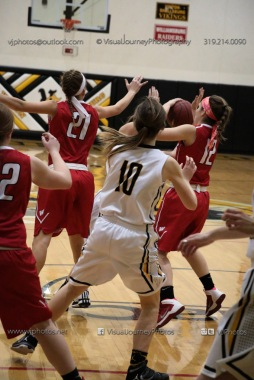 Varsity Girls Basketball Vinton-Shellsburg vs Williamsburg-0590