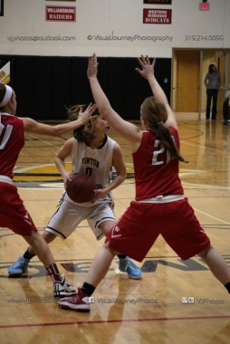 Varsity Girls Basketball Vinton-Shellsburg vs Williamsburg-0591
