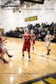 Varsity Girls Basketball Vinton-Shellsburg vs Williamsburg-0600