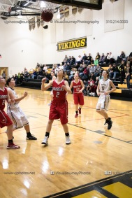 Varsity Girls Basketball Vinton-Shellsburg vs Williamsburg-0601