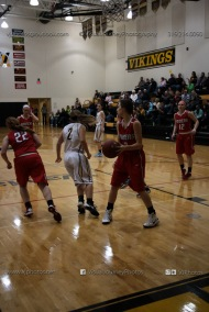 Varsity Girls Basketball Vinton-Shellsburg vs Williamsburg-0605