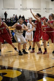 Varsity Girls Basketball Vinton-Shellsburg vs Williamsburg-0618