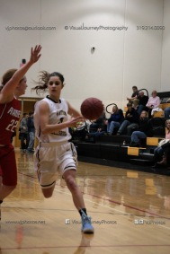 Varsity Girls Basketball Vinton-Shellsburg vs Williamsburg-0621